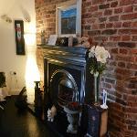 Beautifukl fireplace