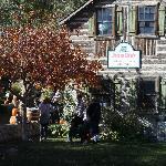 Gardner Village in Fall