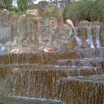 More beautiful water features on the property