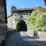 entry to Rothenburg