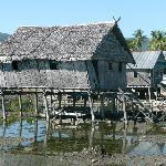 Riung village