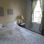 Our bedroom - last door on the right facing the lake