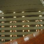 27th floor hallway view