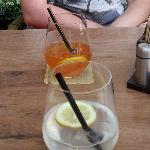 Limonade et ice tea maison