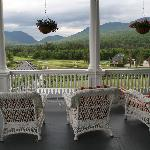 Veranda with a fantastic view