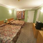 23 chambres équipées pour vos besoins