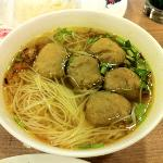 Meatball soup... Must try!