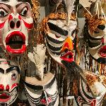 Vancouver - Museum of Anthropology - Masks