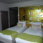 Super-comfy beds