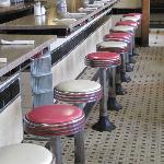 Great Diner Counter