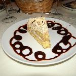 A delicious dessert