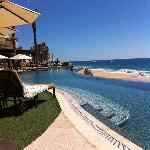One of the Infinity Pools at Grand Solmar
