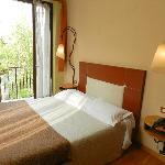 Room 203 -- Corner with Balcony