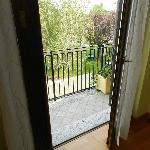 Room 203 -- Balcony