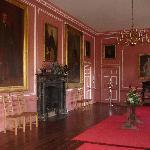 Castle Menzies near Aberfeldy - the Great Hall