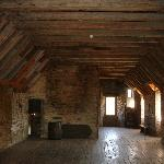 Inside Castle Menzies near Aberfeldy