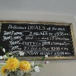 """""""Deals of the Week"""", pub's captivating, delicious meal & drink suggestions"""