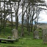 St Blanes Chapel, Isle of Bute