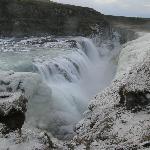 Gullfoss a maior cachoeira da Europa