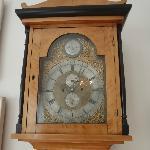 Thielska - clock