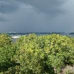 Thielska - view