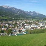 The town of Schladming