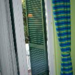 Enterance door