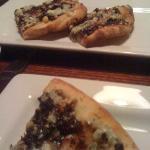 Fig & Gorgonzola Naan