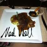 steak med well done