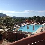 pool from main lobby