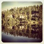 Hirschman Pond, local walk, ask for a map