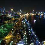 Cities Light display