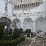centre courtyard