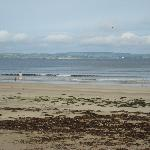 The beach at Enniscrone