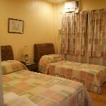 clean standard room