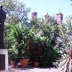 The Enid A. Haupt Garden