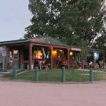 Eagle Canyon Campground Diner/Store and Office.