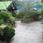 Guesthouse main area