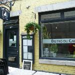 Cafe Bistro du Cap in Old Quebec City