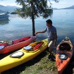Lake Atitlan Kayak Adventure.