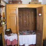 A box bed