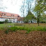 Hotel met tuin