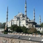 BLUE MOSQUE VIEW