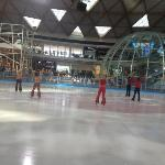 Free Ice Skating show