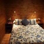 El dormitorio de nuestro Bungalow