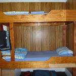 bunk beds that are so comfortable