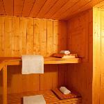 Sauna - Marmotte Mountain Hideaway
