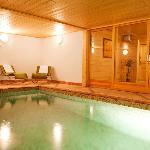 Swimming pool - Marmotte Mountain Hideaway