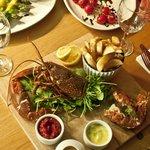 Fresh Lobsters... yes please