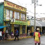 Port Antonio = town, about 20-30min from Zion Country